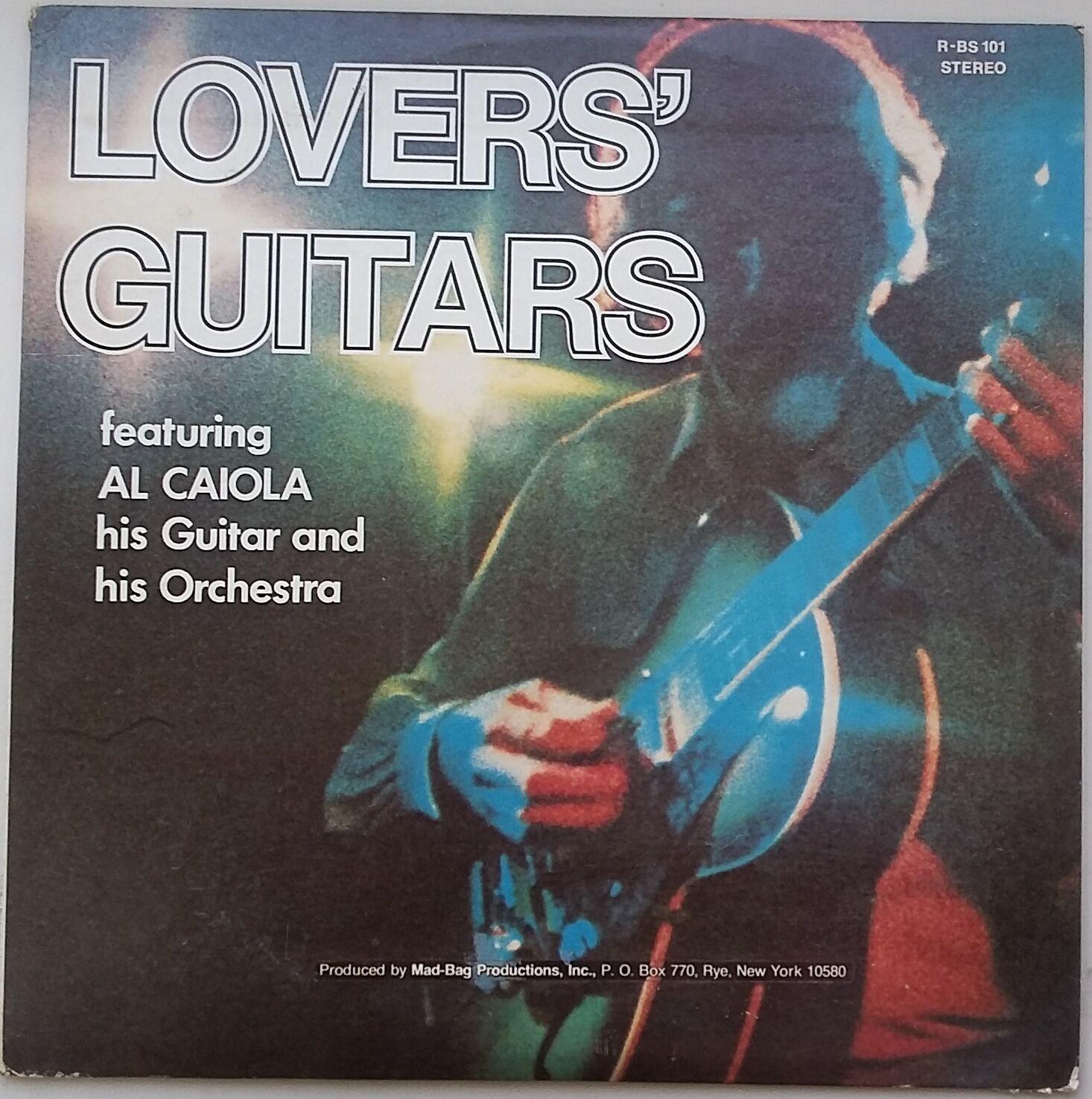 Lovers' Guitars 2LP EX-/EX
