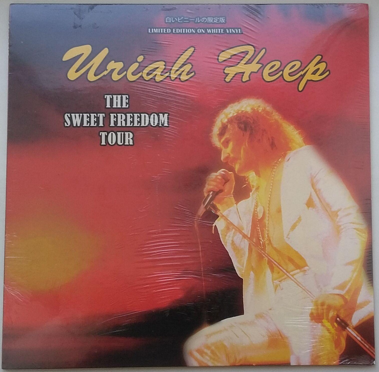 The Sweet Freedom Tour LP (White Vinyl) Sealed
